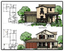 single family home design