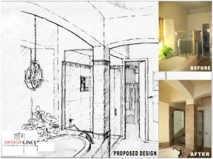 Phoenix Home Remodeling Plans Scottsdale Home Remodel Designer  Design Line Architects