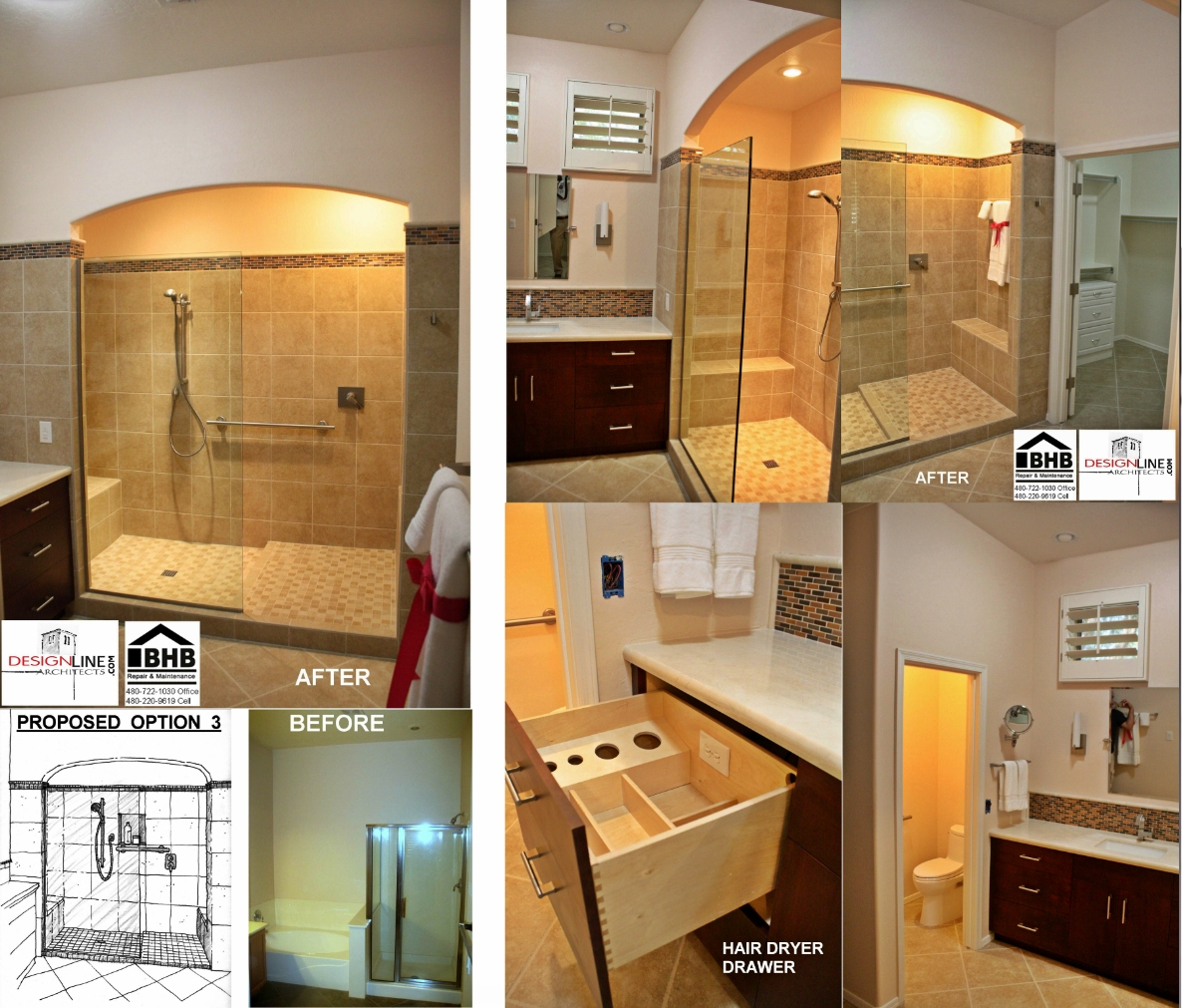 Master Bath Remodel Architect