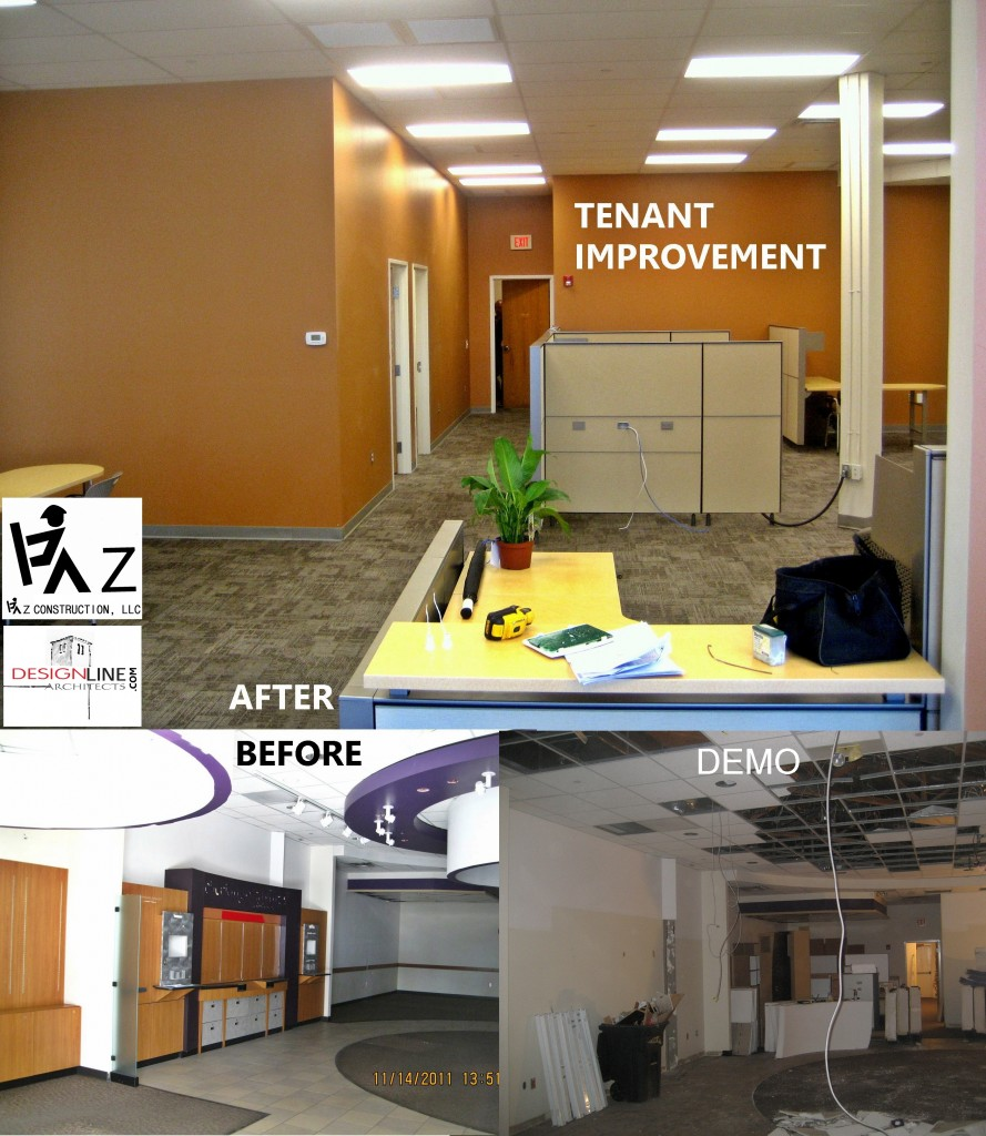 TENANT IMPROVEMENT  MESA
